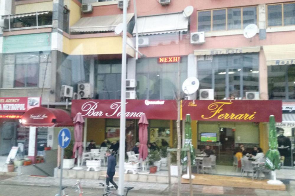 Moderan život... Kafići u albanskoj prestonici