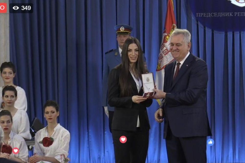 Ivana Španović (Foto: Kurir TV)