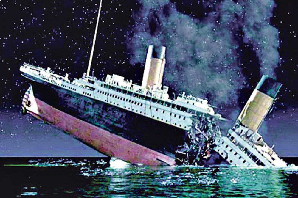 ILUMINATI POTOPILI TITANIK: Nova teorija zavere o katastrofi veka!