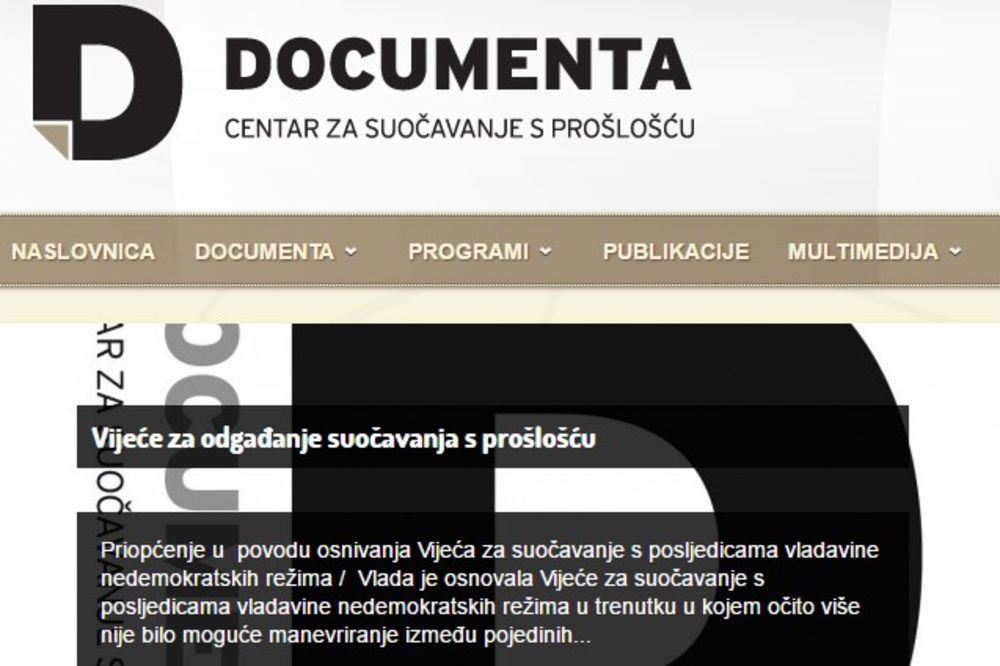 Foto: Printscreen Documenta.hr