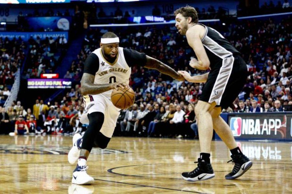 KO JE SADA ŽRTVENO JAGNJE!? NBA centar BRUTALNO prozvao Vlada Divca zbog odluke od pre 2 godine! JOŠ GA BOLI (FOTO)