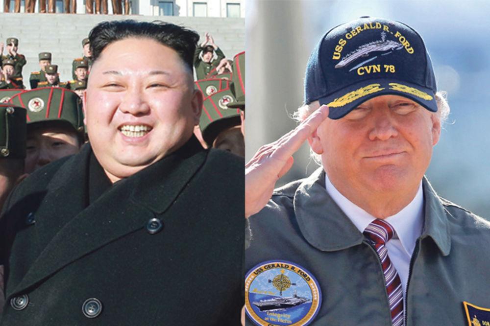 SEVERNA KOREJA POZIVA AMERIKU NA RAZGOVOR: Ali pre toga postoji samo jedan jedini uslov...