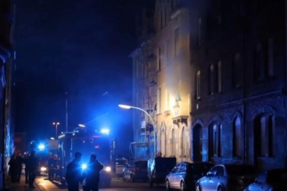Kuća u kojoj je pronađen leš muškarca  (foto printscreen youtube)