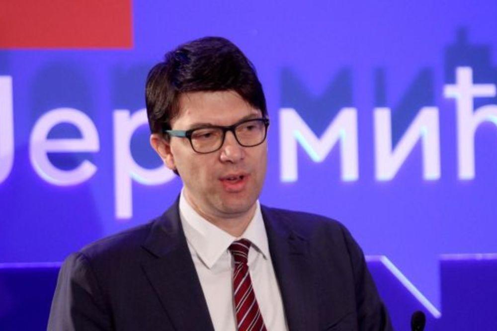 JOVANOVIĆ (CIRSD): Srpska strana u pregovorima sa Prištinom dala sve, a ništa nije dobila