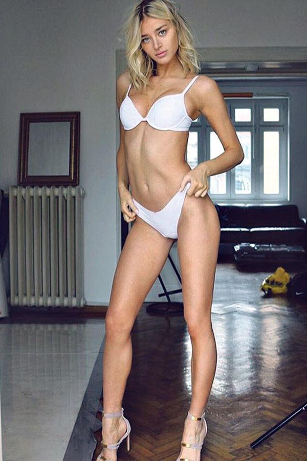 Duge noge za gledanje... Sofija Milošević