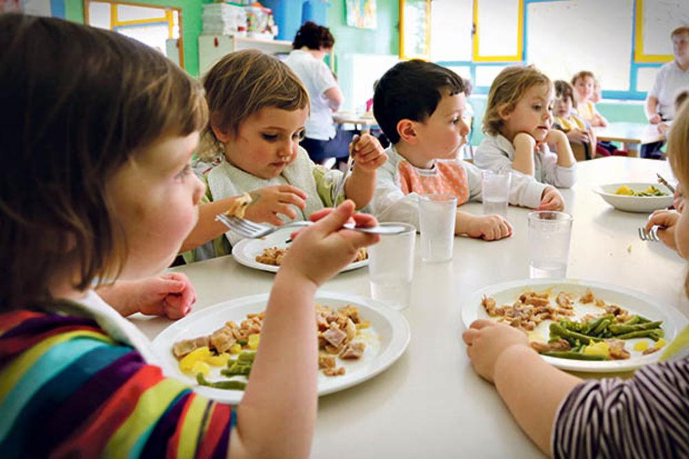 NOVINA U OBDANIŠTIMA: Niža cena vrtića za decu koja tamo ne jedu!