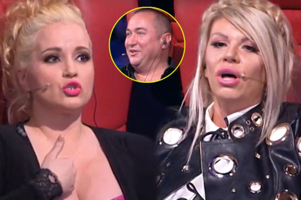 (VIDEO) PONIŽAVANJE: Maja Nikolić i Dara Bubamara se POSVAĐALE u Pinkovim zvezdama! Đani u ŠOKU!