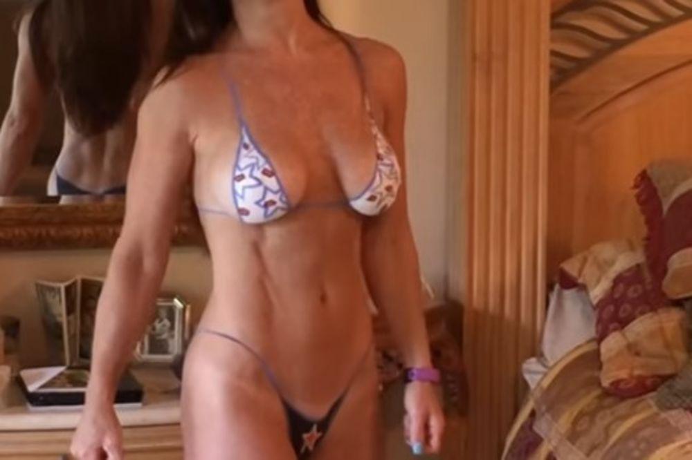 (VIDEO) REŠITE ZAGONETKU: Da li znate u čemu je FORA sa ovim SEKSI bikinijem?