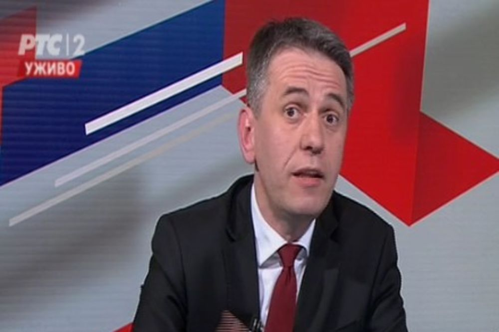 SAŠA RADULOVIĆ: Srbiji nije potreban vođa, nego sistem