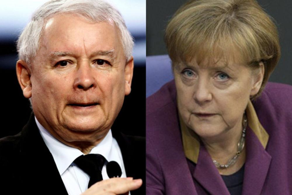 KAČINJSKI: Merkelova je kriva za BREGZIT, samo POLJSKA može da joj se SUPROTSTAVI