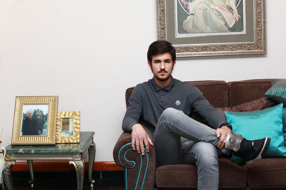Sin Marko (Foto: Dragana Udovičić)