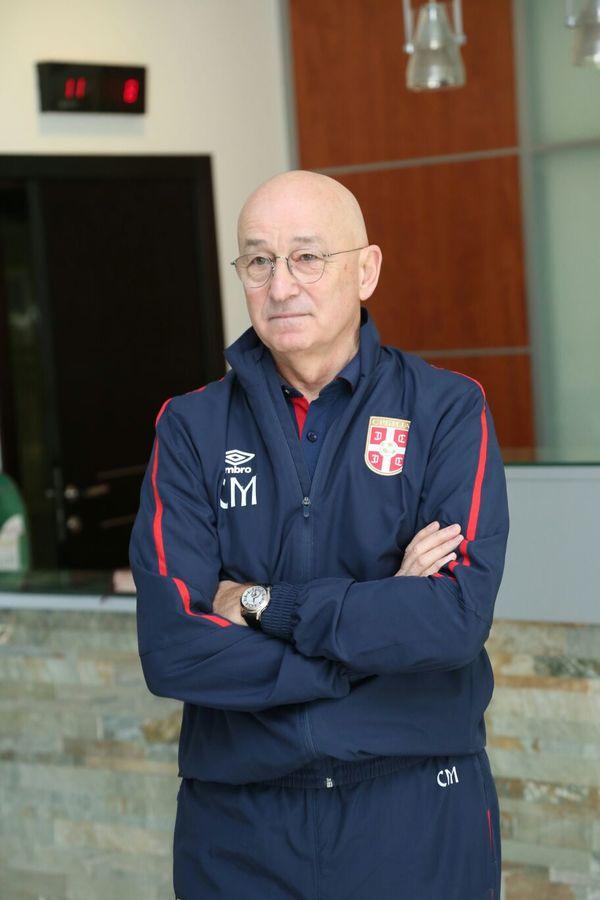 Slavoljub Muslin, foto: Aleksandar Jovanović Cile