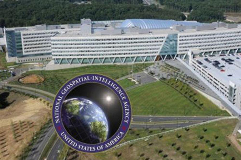 (FOTO) PRAVO SVEVIDEĆE OKO: Evo čime se bavi NGA, američka obaveštajna agencija za koju niko ne zna!