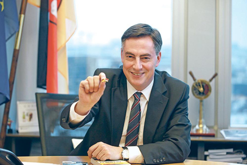 Dejvid Mekalister: Rusija vodi politiku destabilizacije Srbije