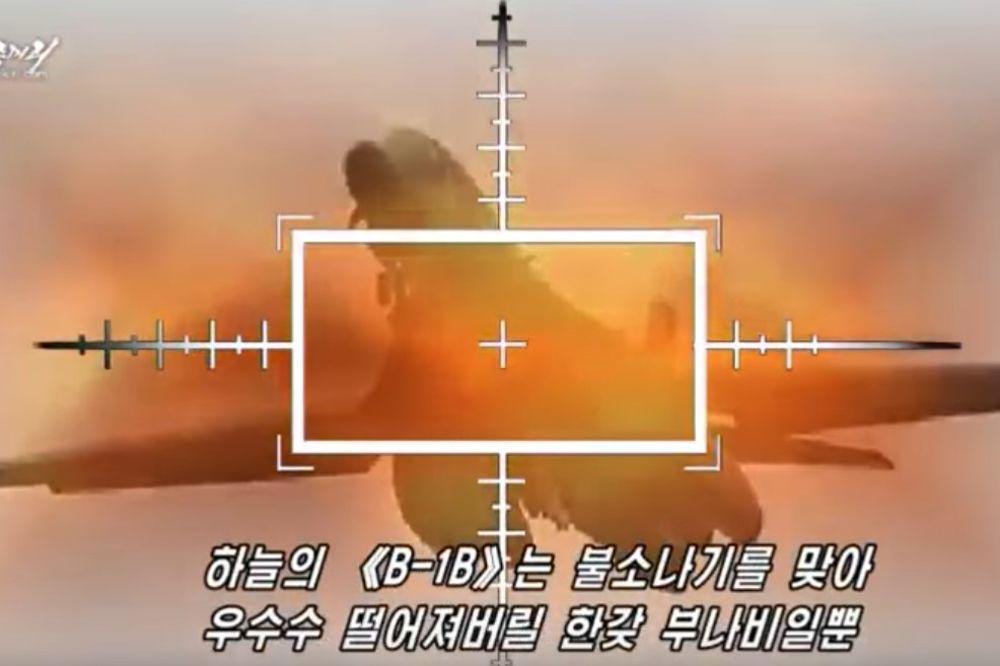 (VIDEO) KIM OBJAVIO ZASTRAŠUJUĆI VIDEO: Pretvorićemo sve u PEPEO, uništićemo bombardere kišom metaka