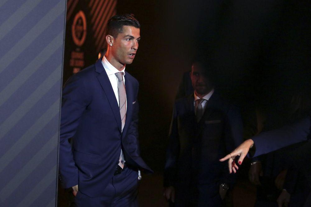 BEZ PREMCA: Ronaldo osmi put najbolji fudbaler Portugalije