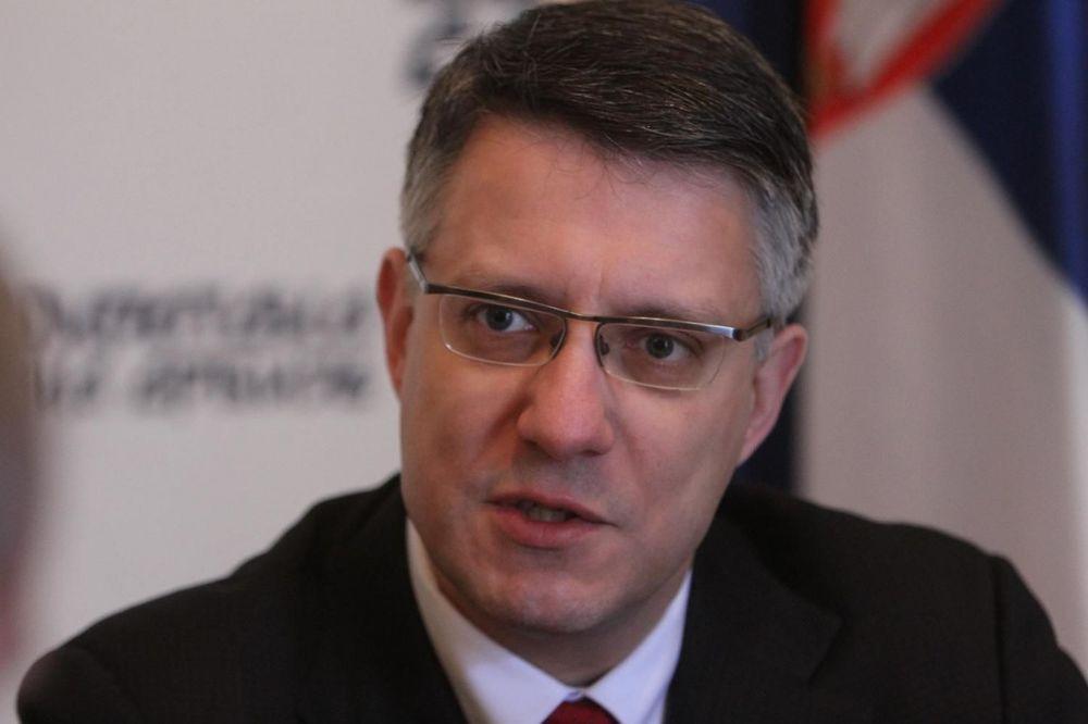 PREDSEDNIČKI KANDIDAT POPOVIĆ Ako pobedim, zapadni ambasadori Srbiju neće tretirati kao svoju prćiju