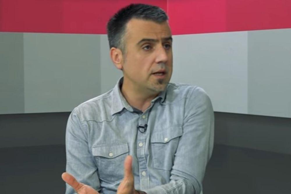 Ivan Šušnjar: Podneću i krivičnu prijavu protiv Suljagića! (Foto: Printscreen YouTube)