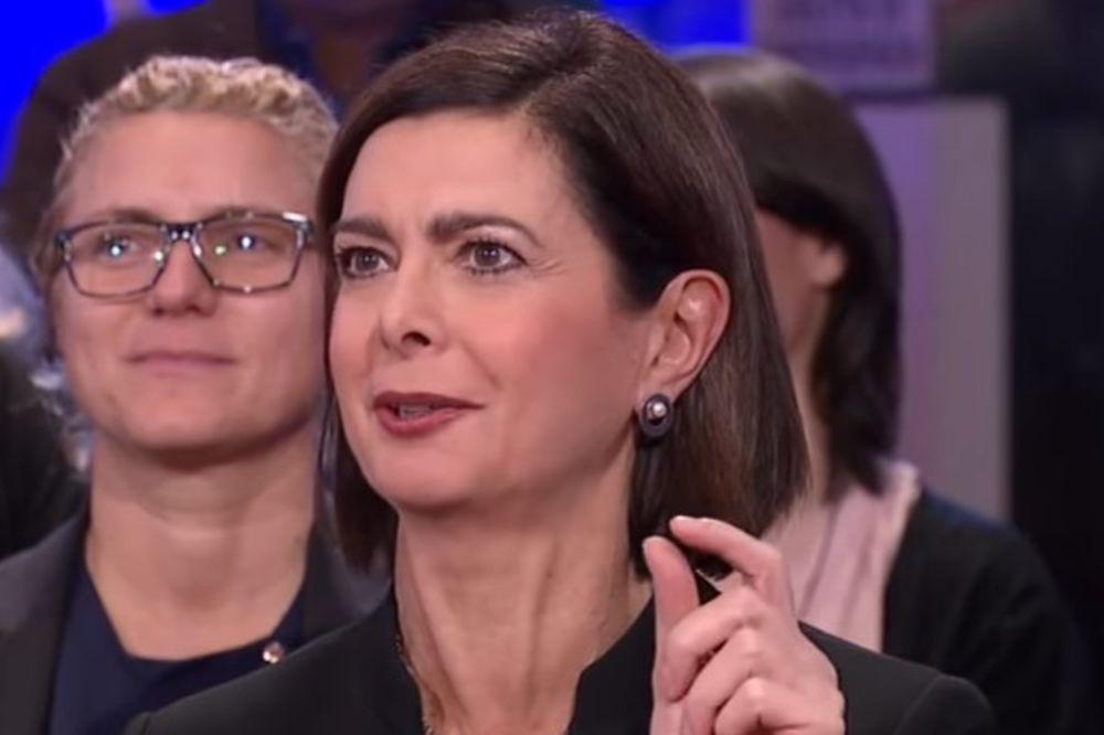 Laura Boldrini: Neprihvatljivo je da se žene prikazuju kao domaće životinje (Foto: Printscreen YouTube)
