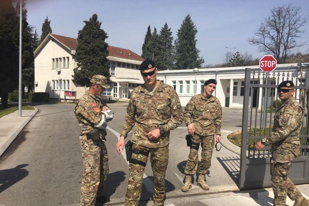 Video Bruka I Sramota Vojska Crne Gore Zabranila Pomen Na Prvu