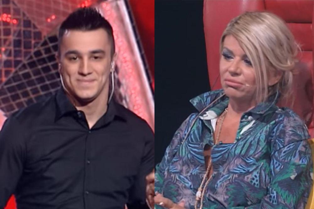 (VIDEO) STEFAN JE ODUVAO NINOVU PESMU: A onda je Dara otkrila tajnu preminulog pevača!