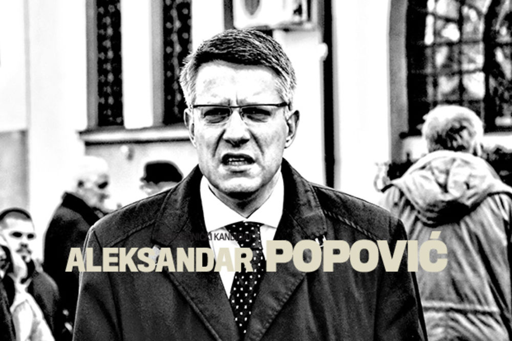 ALEKSANDAR POPOVIĆ PIŠE ZA KURIR: Okupacija u nekoliko slika
