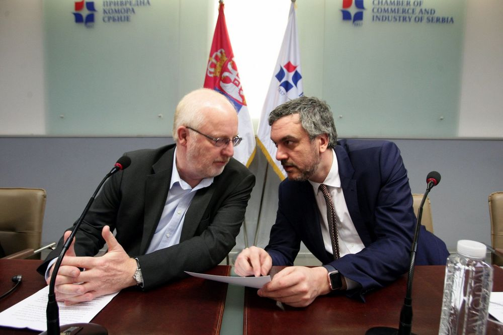 ETO POSLA ZA SRPSKE FIRME: Nemačke kompanije traže dobavljače iz Srbije