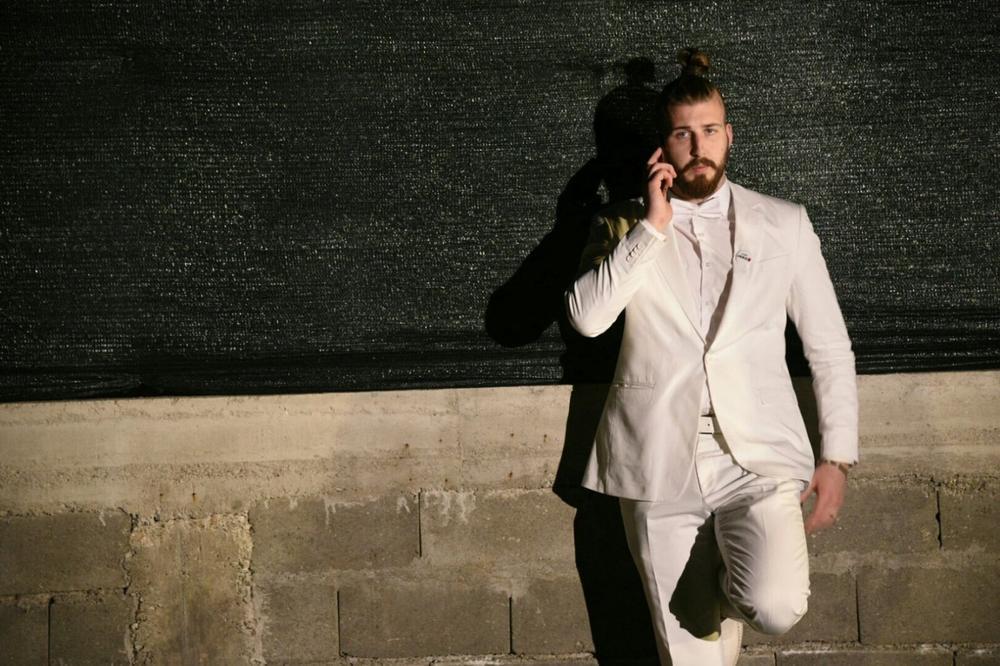 ljubiša preletačević, beli, foto Nebojša Mandić