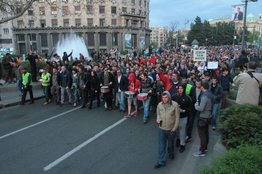 DEMONSTRANTI IMAJU PLAN! Da li će se sutrašnji MARATON pretvoriti u najmasovniji PROTEST?