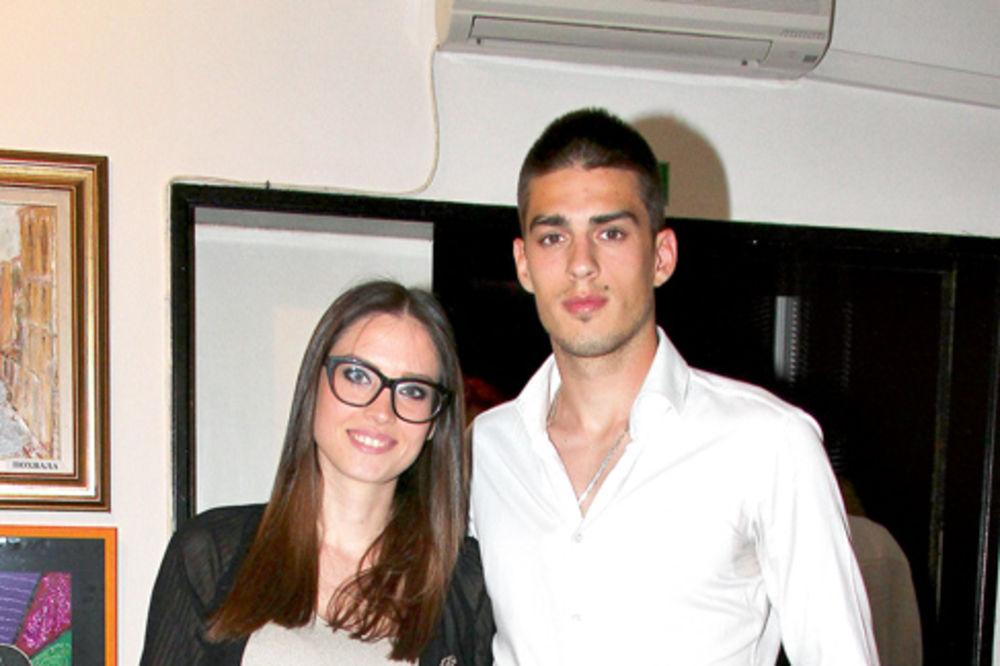 Mirka Vasiljević i Vujadin Savić, foto: Damir Dervišagić