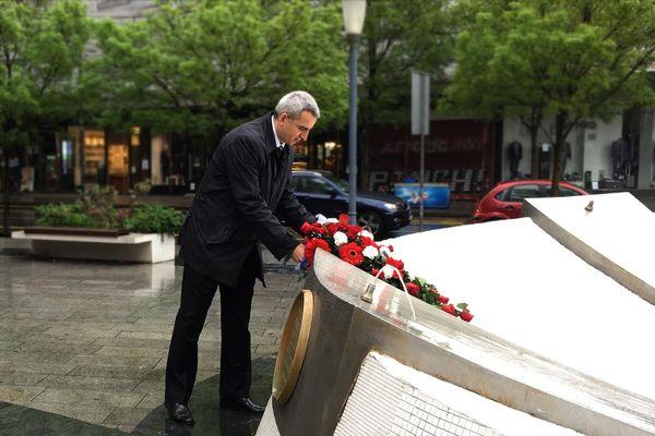 SEĆANJE NA 6. APRIL: Na Vrelu života odata pošta žrtvama nacističkog bombardovanja