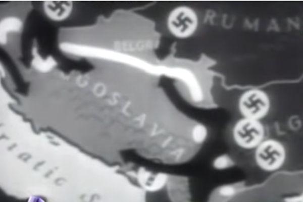 (VIDEO) TAJNA HITLEROVE OPERACIJE ODMAZDA: Bombardovanje Beograda 6. aprila nikada nije snimljeno...
