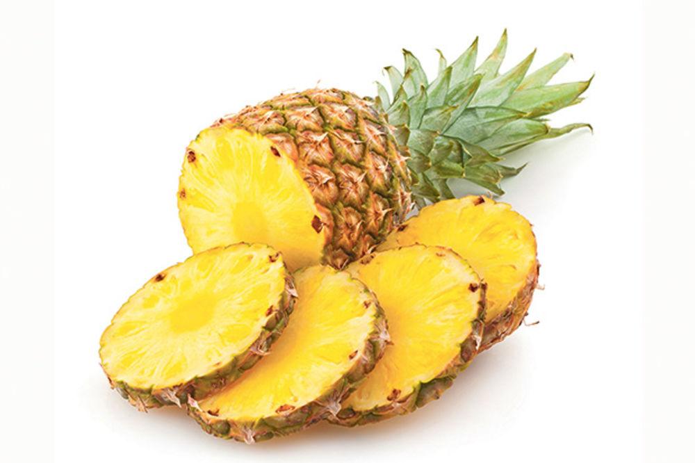 OTKRIJTE: Zašto nas pecka jezik kad jedemo ananas!