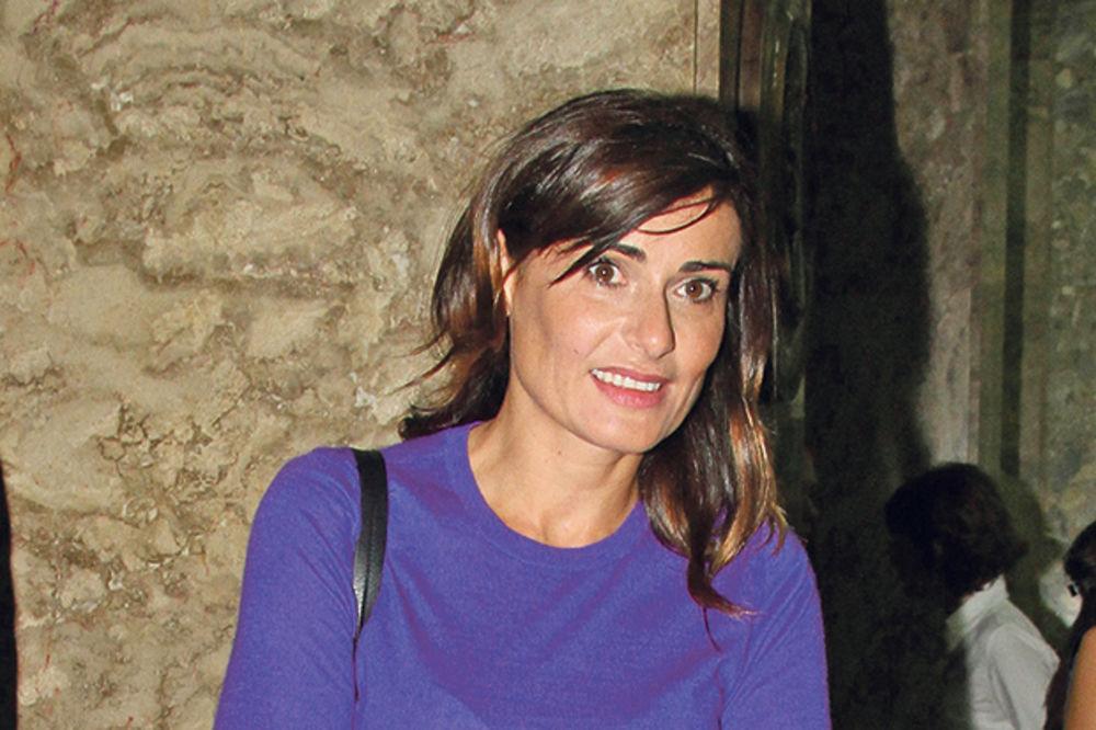U korak sa umetnošću... Biljana Srbljanović
