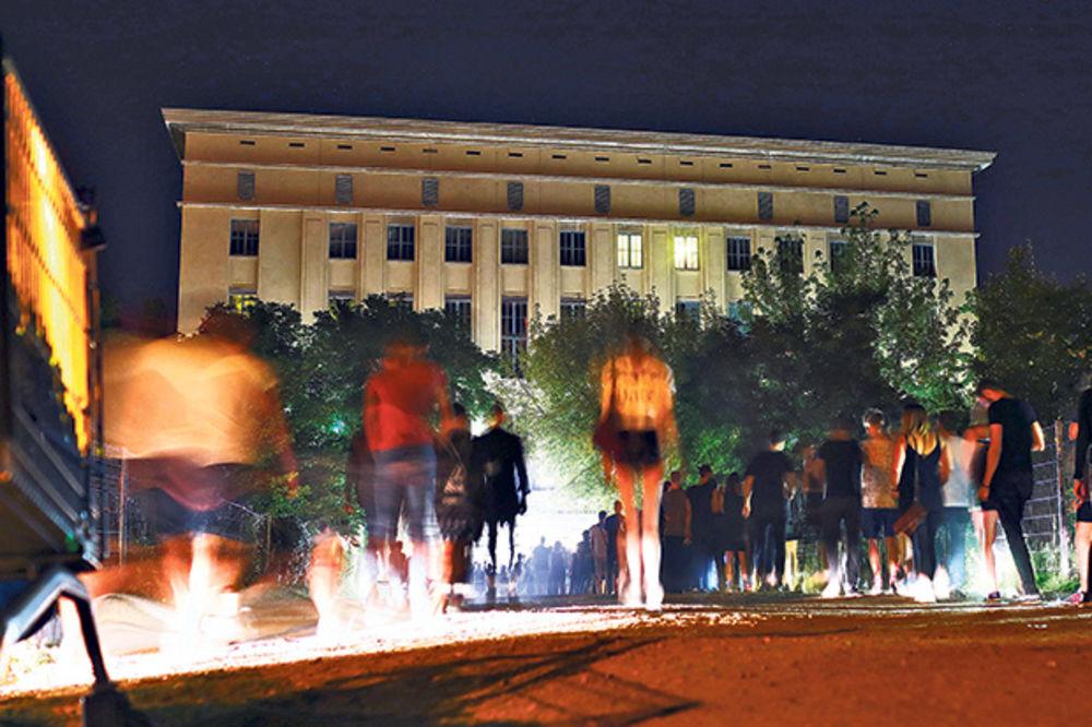 BERGHAJN, ZLOGLASNI NOĆNI KLUB U BERLINU: Najluđe žurke samo za odabrane