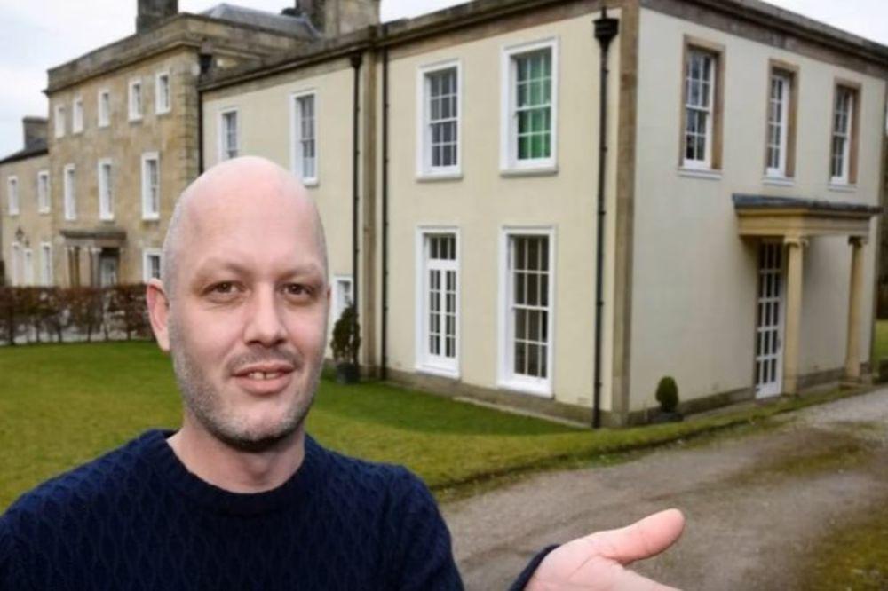 (VIDEO) POKLANJA VILU KOJA VREDI MILION Ako imate sreće biće vaša za 2 FUNTE! Kuća ostavlja bez daha