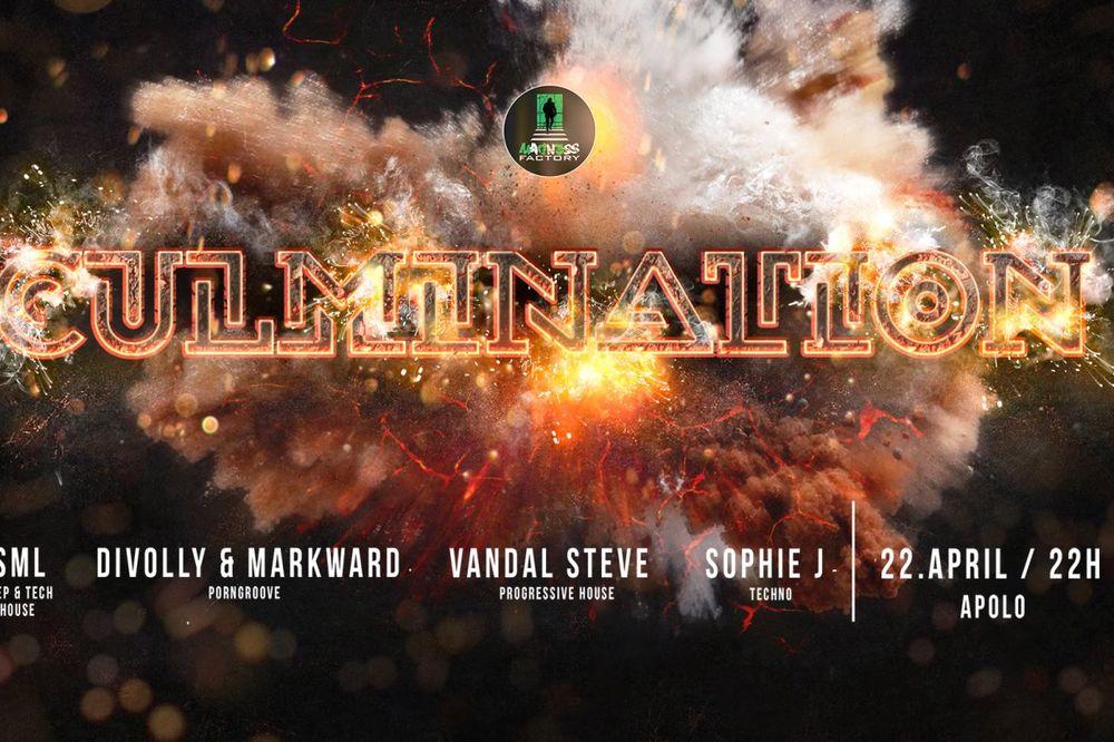 "Madness Factory organizuje novu žurku pod nazivom ""Culmination"""