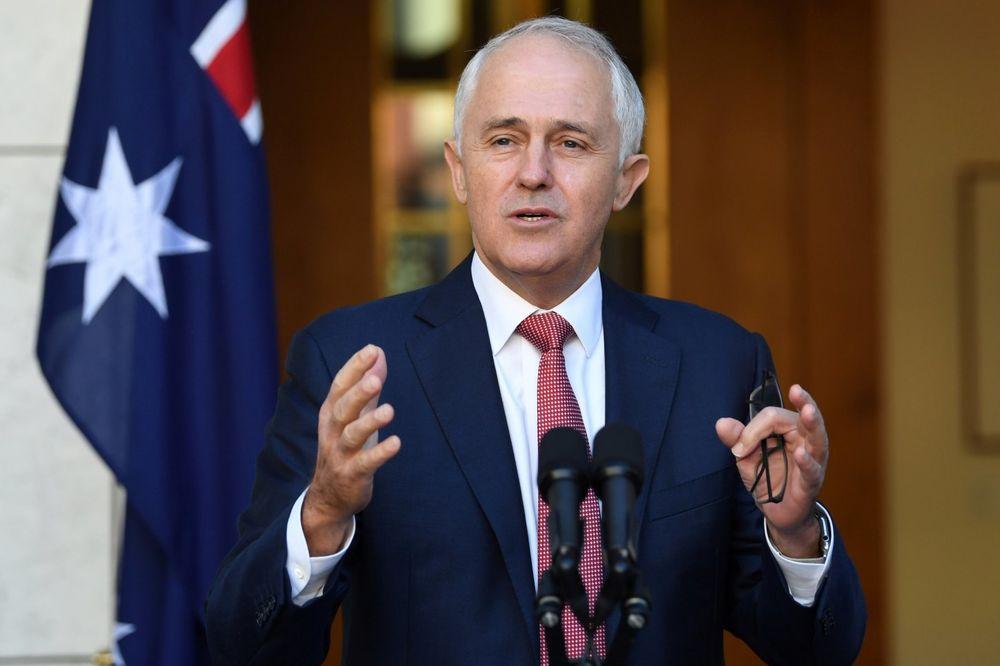 Malkolm Turnbul: Australijske vrednosti pre svega (Foto: Reuters)