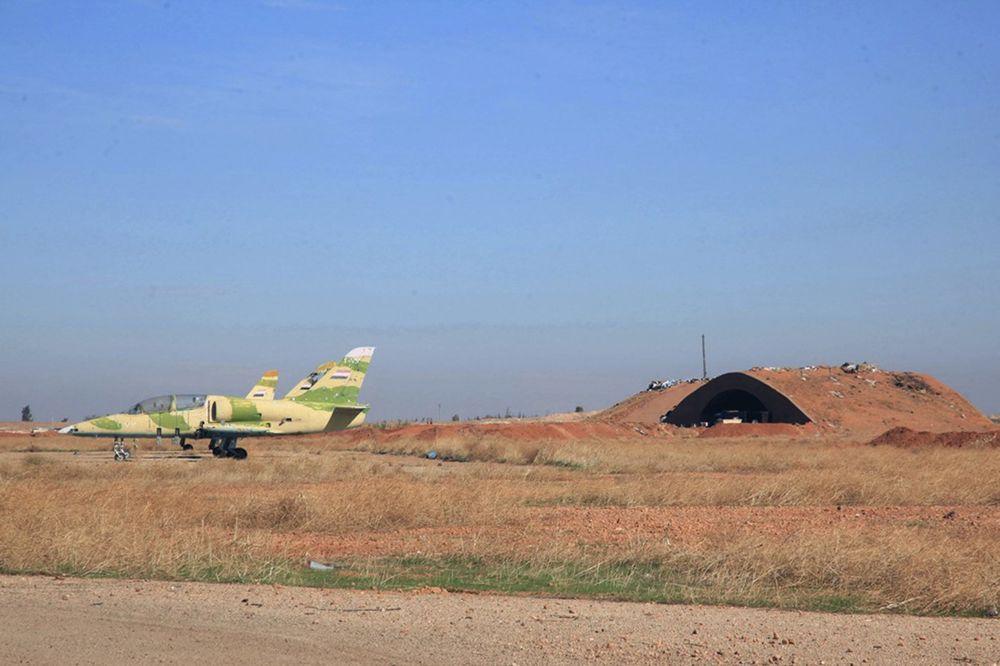 CNN: Sirija premestila vojne avione bliže ruskoj bazi zbog bezbednosti