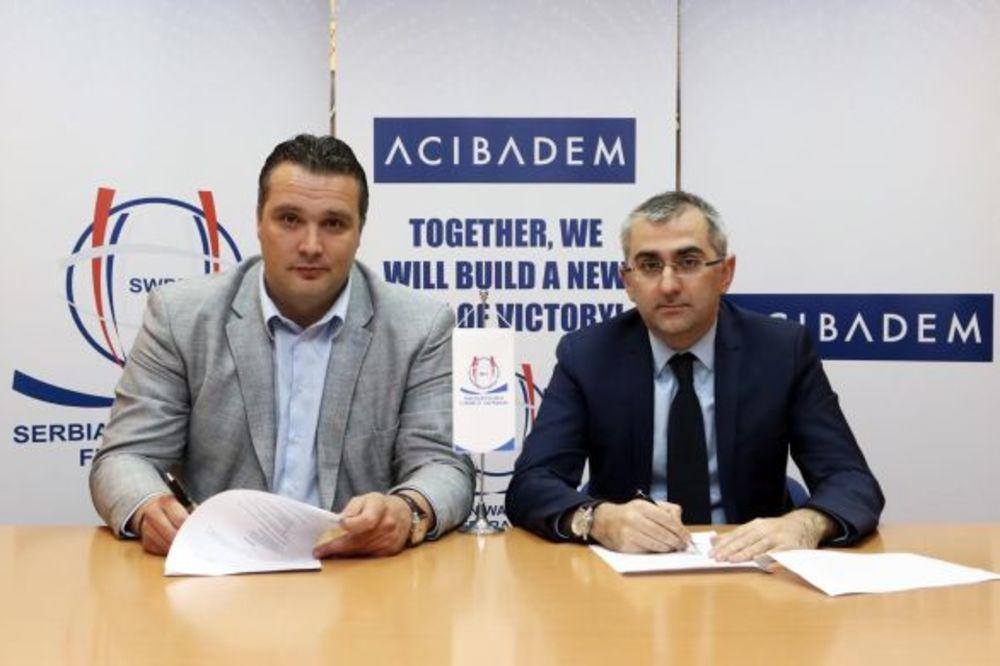 UGOVOR POTPISAN NA ČETIRI GODINE: Vaterpolo savez Srbije dobio novog sponzora