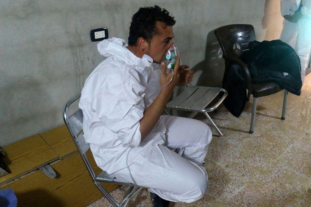 KONAŠENKOV SUMNJA U IZVEŠTAJ OZHO: Kad ste pre našli sarin u Siriji, kad u Han Šejhunu niste bili?