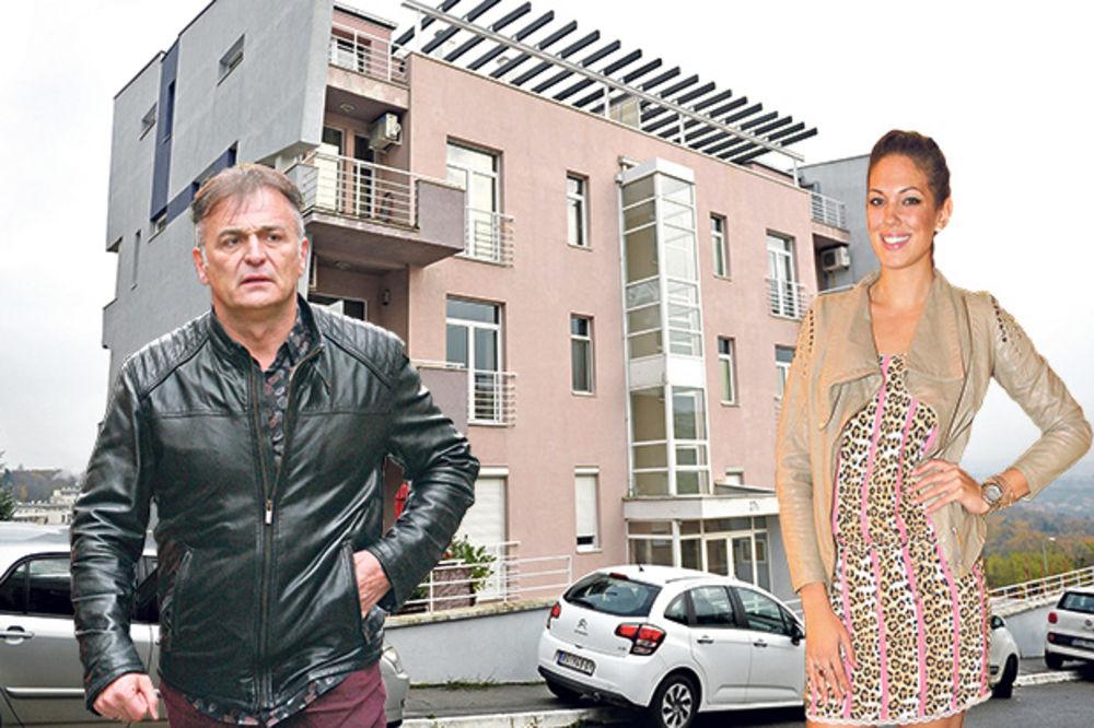 LEKA ZAPRETIO BIVŠOJ SUPRUZI: Nina, ne privodi momke u moj stan
