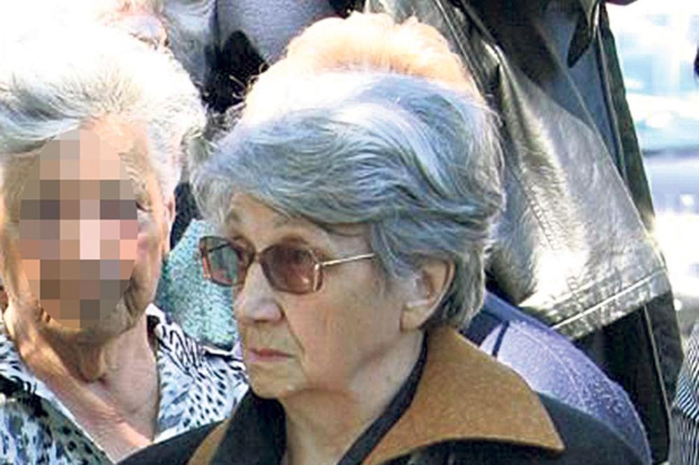Izgubila sina... Žanka Stojanović