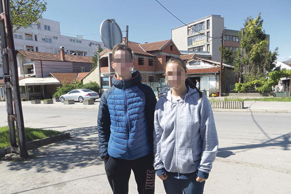 NASTAVLJEN TEROR U NIŠKOJ ULICI STRAHA: Dečaku razbili glavu, devojčicu šutirali!