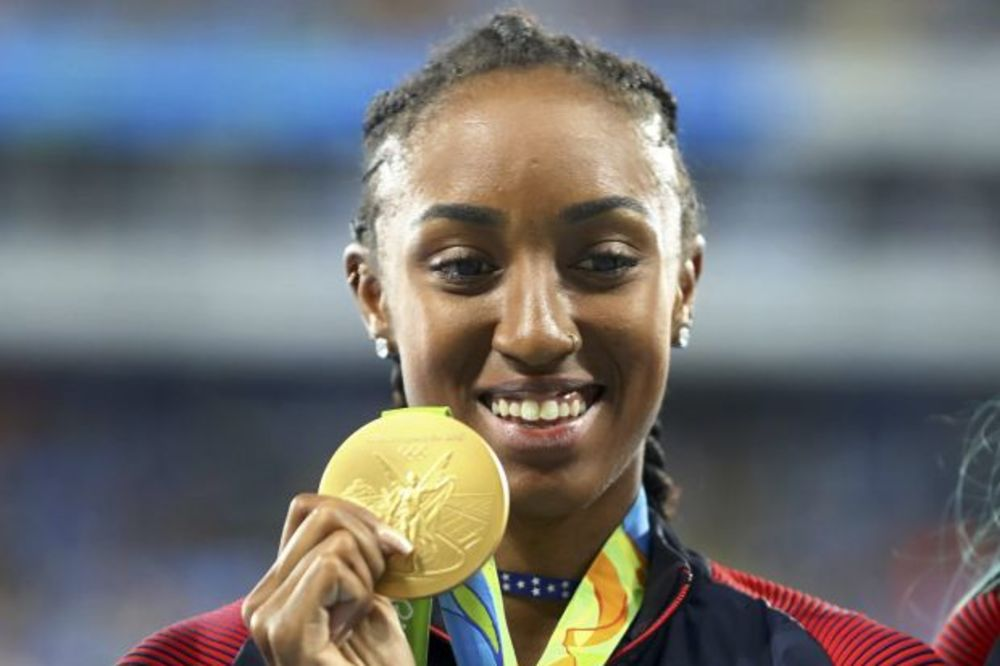 PROPUSTILA TRI DOPING KONTROLE: Olimpijska šampionka suspendovana posle sastanka sa Obamom