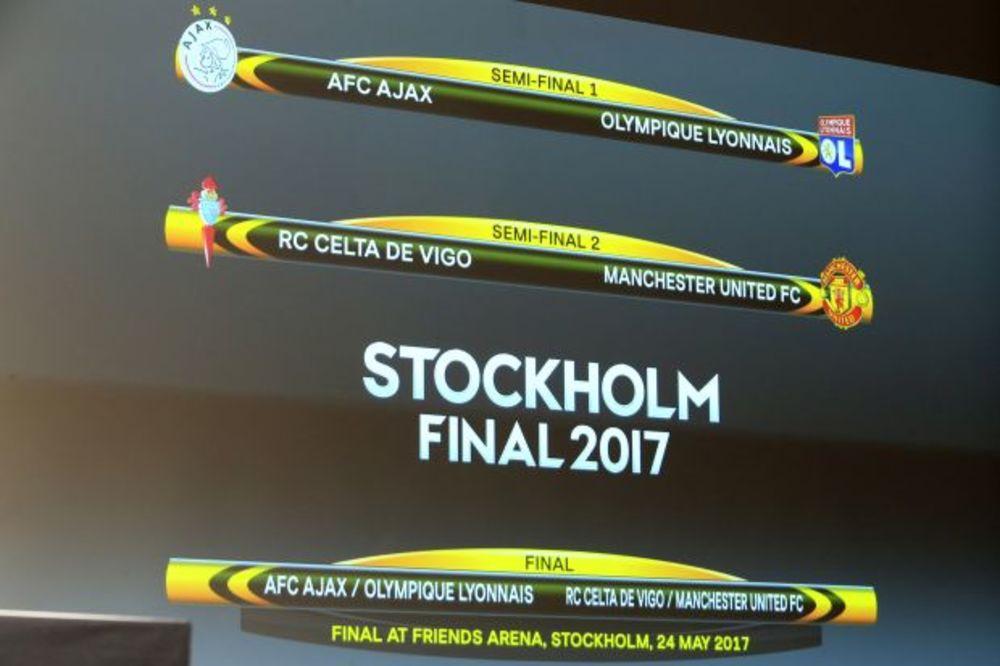 (VIDEO) RADOJA NA MURINJA: Junajted protiv Selte, a Lion na Ajaks u polufinalu Lige Evrope