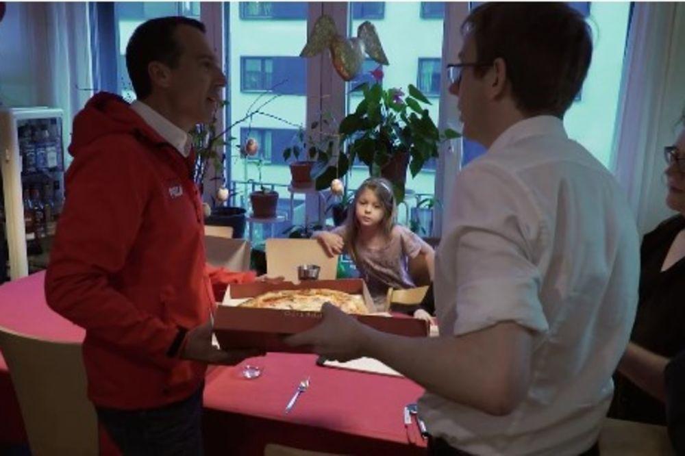 (VIDEO) AUSTRIJSKI KANCELAR RAZNOSI PICE: Kristijan Kern šokirao Bečlije!