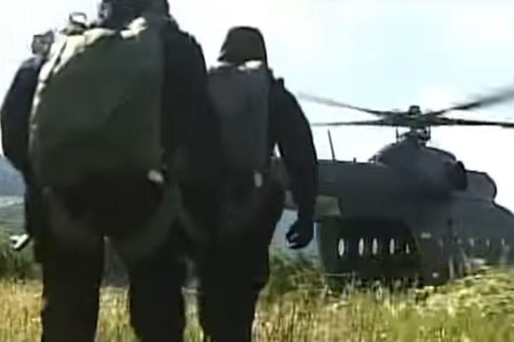 SRPSKA SILA 63. PADOBRANSKA! EKSKLUZIVNO SUPERTAJNA OPERACIJA 1992: Kako je spaseno 170 ljudi JNA!