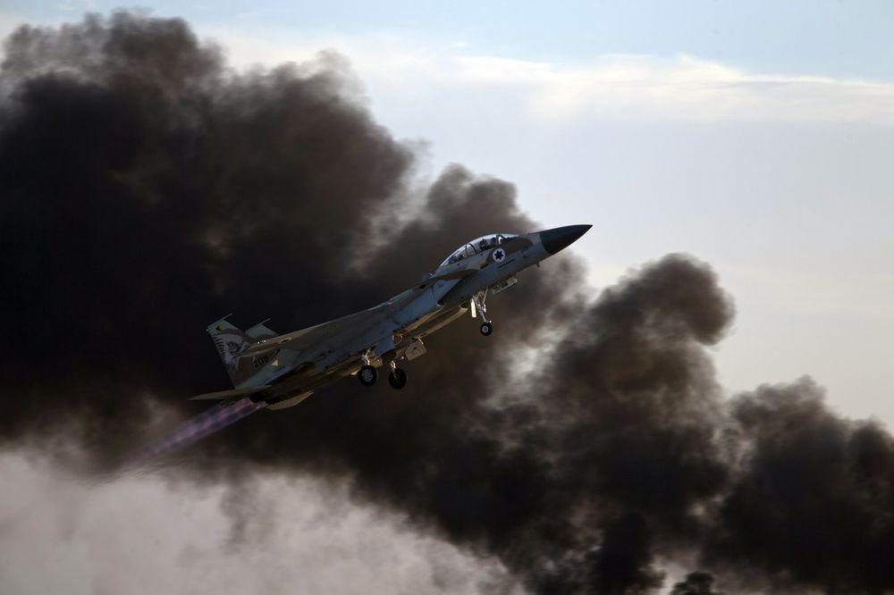 IZRAEL NAPAO SIRIJU: Poslali avione na sirijsku vojsku dok su se tukli sa teroristima