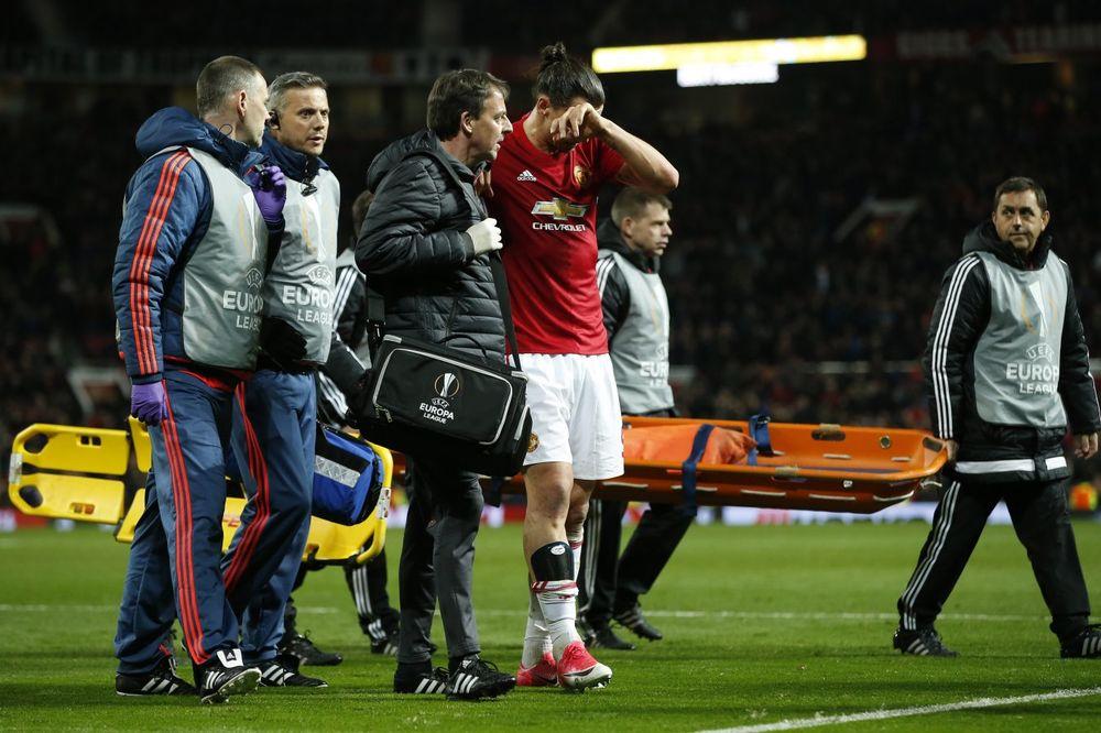 (VIDEO) TUŽNA VEST! Teška povreda Ibrahimovića: Zlatan završio sezonu